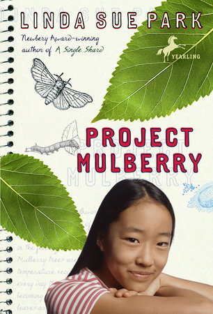 Project Mulberry by Linda Sue Park