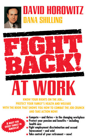 Fight Back! at Work by David Horowitz