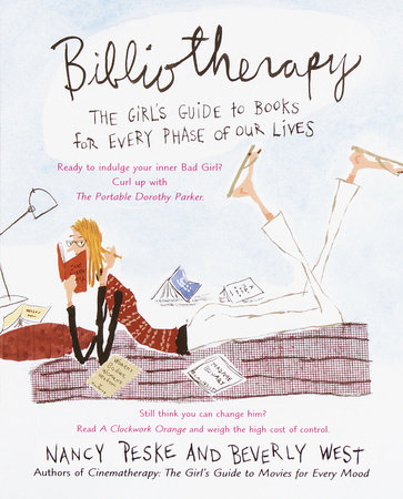 Bibliotherapy by Beverly West and Nancy Peske