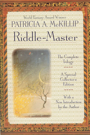 The cover of the book Riddle-Master