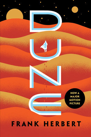 The cover of the book Dune