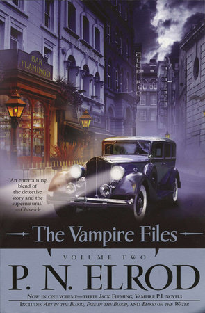 The Vampire Files, Volume Two by P. N. Elrod
