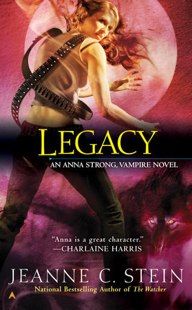 Legacy by Jeanne C. Stein