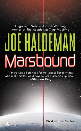 Marsbound by Joe Haldeman