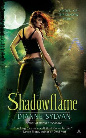 Shadowflame by Dianne Sylvan