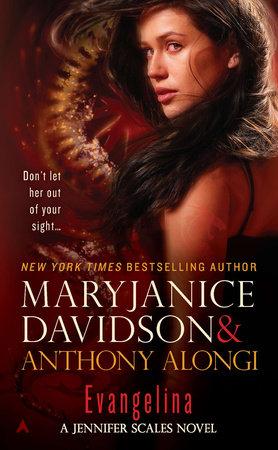 Evangelina by MaryJanice Davidson and Anthony Alongi