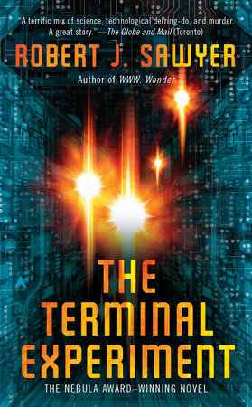 The Terminal Experiment by Robert J. Sawyer