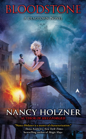 Bloodstone by Nancy Holzner