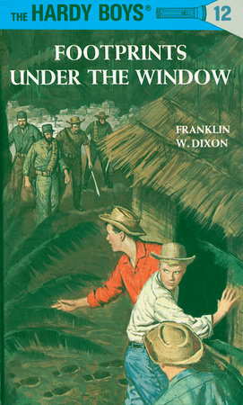 Hardy Boys 12: Footprints Under the Window