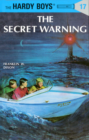 Hardy Boys 17: The Secret Warning
