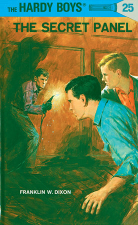 Hardy Boys 25: The Secret Panel