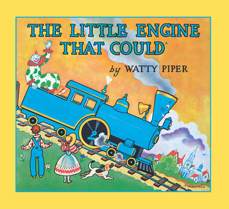 Little Engine Dlux by Watty Piper