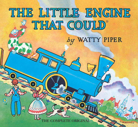 Little Engine Dlux by Watty Piper