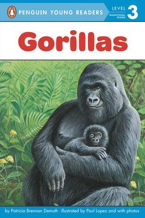 Gorillas by Patricia Brennan Demuth