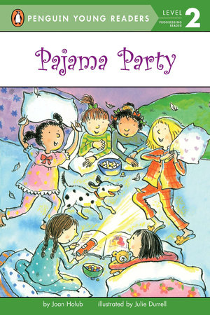 Pajama Party by Joan Holub