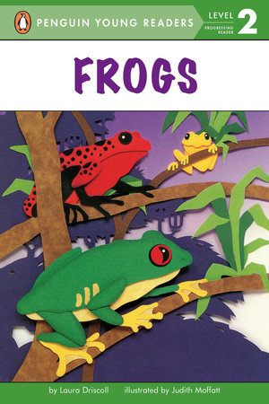 Frogs by Laura Driscoll