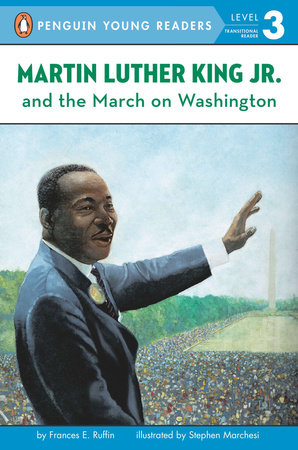 Martin Luther King and the March on Washington GB by Frances Ruffin