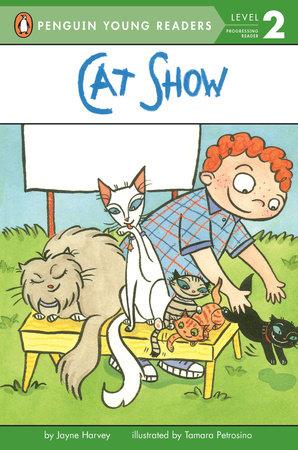Cat Show by Jayne Harvey