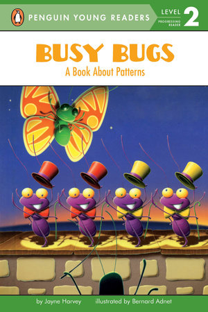 Busy Bugs by Jayne Harvey