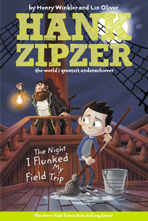 The Night I Flunked My Field Trip #5 by Henry Winkler, Lin Oliver and Tim Heitz