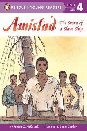 Amistad by Patricia McKissack