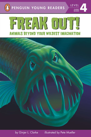 Freak Out! by Ginjer L. Clarke