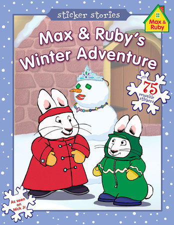 Max & Ruby's Winter Adventure by Grosset & Dunlap