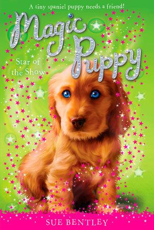 Cloud Capers #3 (Magic Puppy) by Bentley, Sue