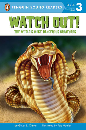 Watch Out! by Ginjer L. Clarke