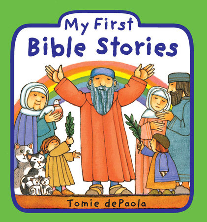 My First Bible Stories by Tomie dePaola
