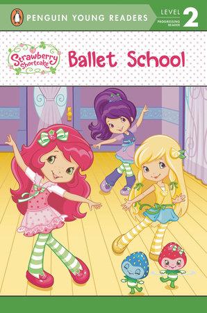 Ballet School by Sierra Harimann