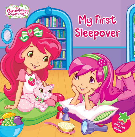 My First Sleepover by Lauren Cecil