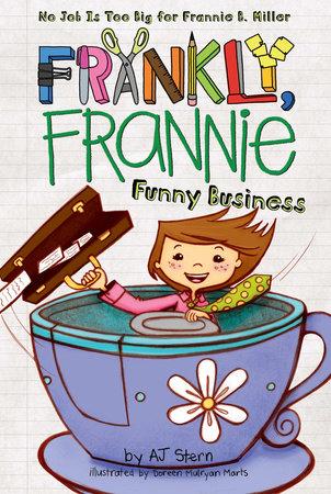 Funny Business by AJ Stern