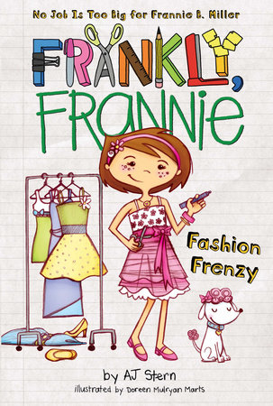 Fashion Frenzy by AJ Stern