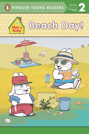 Beach Day! by Penguin Young Readers