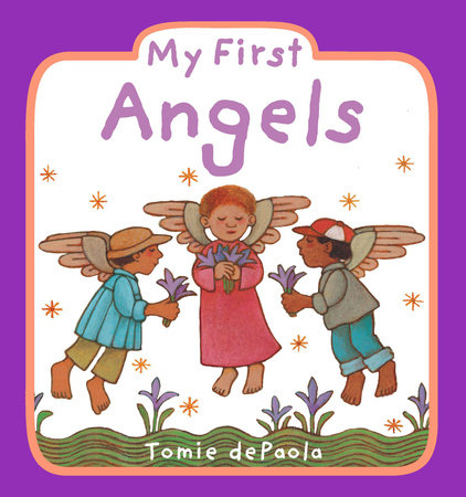 My First Angels by Tomie dePaola
