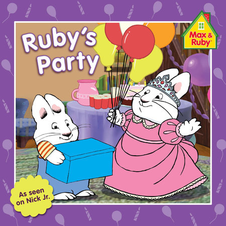 Ruby's Party by Rosemary Wells