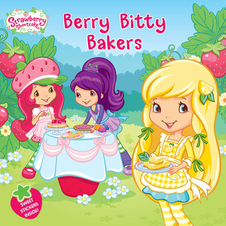 Berry Bitty Bakers by Amy Ackelsberg