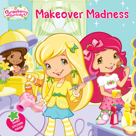 Makeover Madness by Samantha Brooke