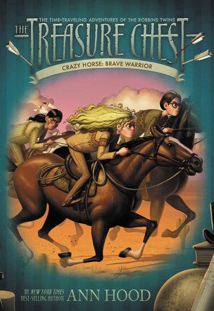 Crazy Horse #5 by Ann Hood