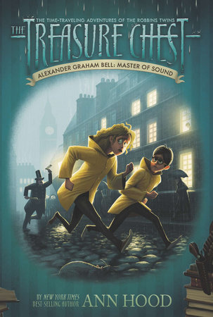 Alexander Graham Bell #7 by Ann Hood and Denis Zilber