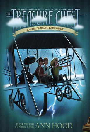Amelia Earhart #8 by Ann Hood