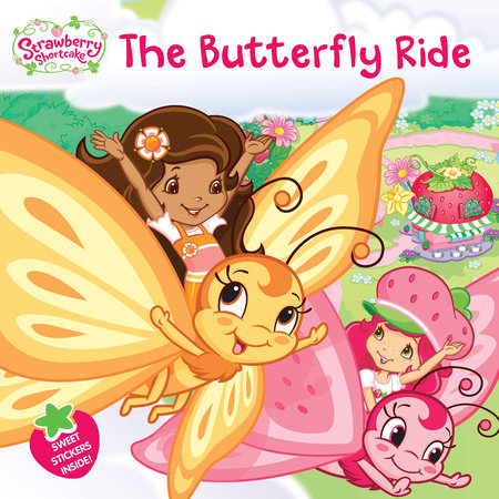 The Butterfly Ride by Amy Ackelsberg