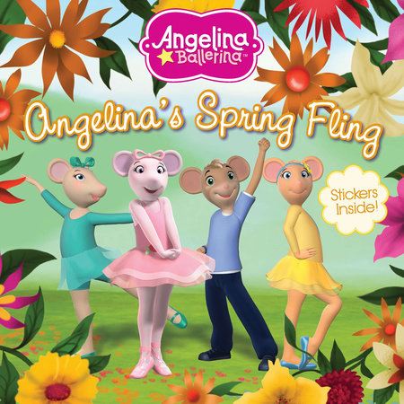 Angelina's Spring Fling by Grosset & Dunlap