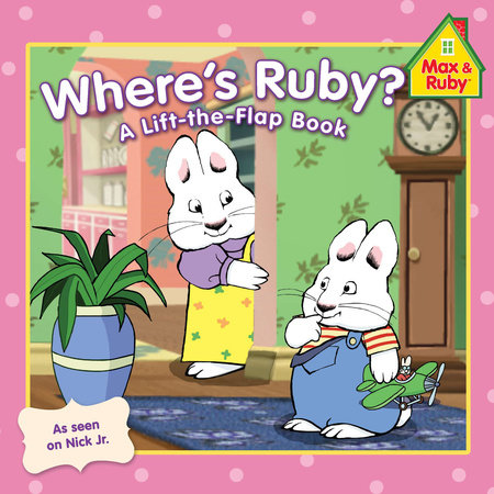 Where's Ruby? by Grosset & Dunlap