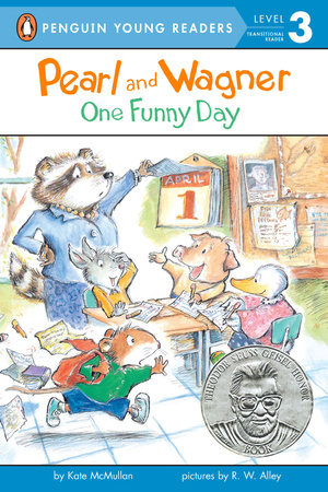 Pearl and Wagner: One Funny Day by Kate McMullan