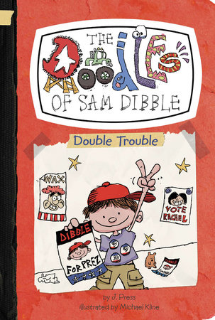 Double Trouble #2 by J. Press