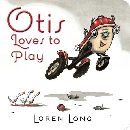 Otis Loves to Play by Loren Long