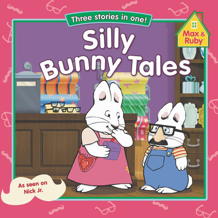 Silly Bunny Tales by Grosset & Dunlap
