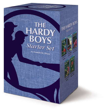 HARDY BOYS STARTER SET, TH The Hardy Boys Starter Set by Franklin W. Dixon